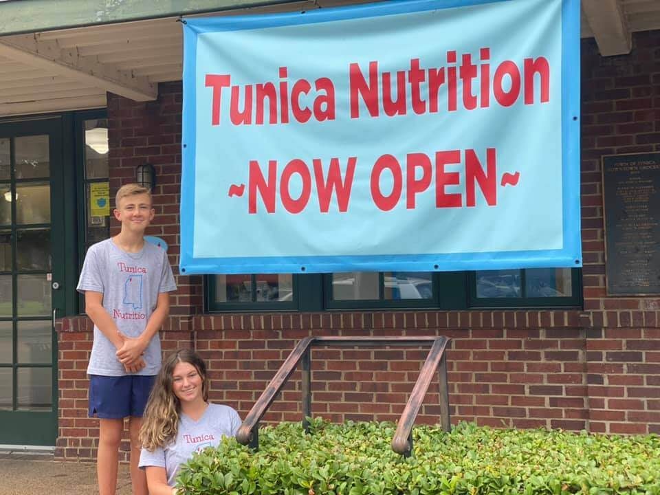 Tunica Nutrition Opens In Downtown Tunica