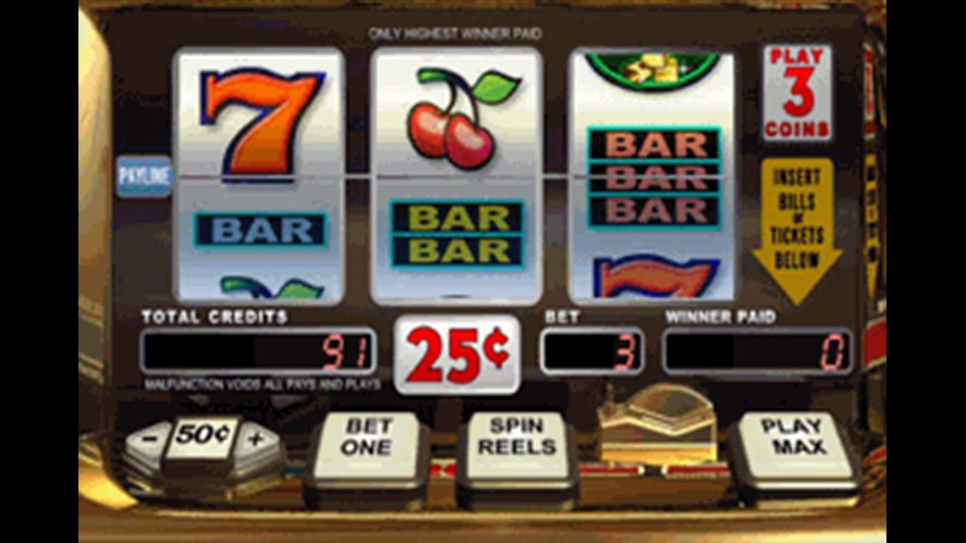 Michael Starr - General Manager, Soboba Casino - Ladders Slot