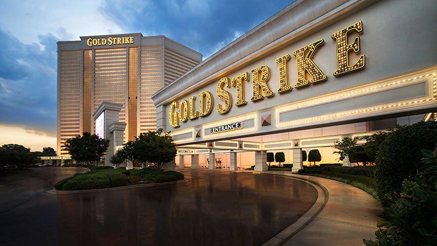 Gold Strike Casino Hotel Room