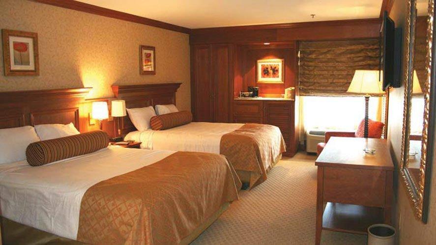 Horseshoe Casino Hotel Room