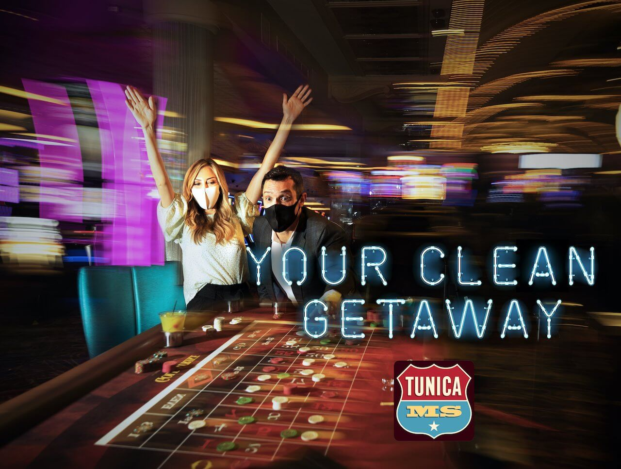 Place Your Bets in Tunica –Safely Enjoy 6 World-Class Casinos