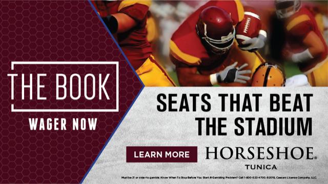 The Book At Horseshoe Casino
