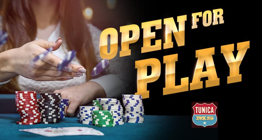 Tunica Casinos Set To Reopen - Tunica
