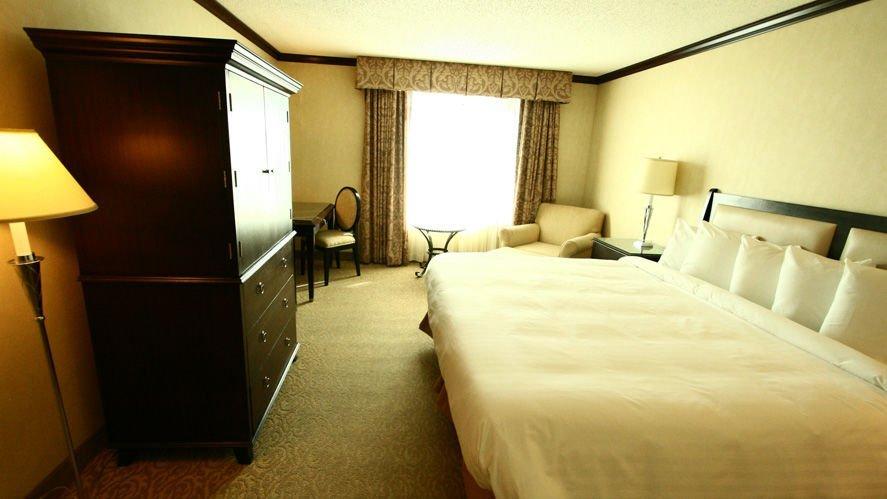 Hollywood Casino Hotel Room