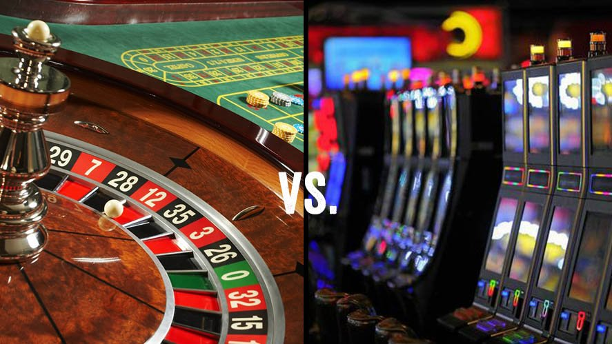 Odds When Playing Roulette vs Slots - Tunica